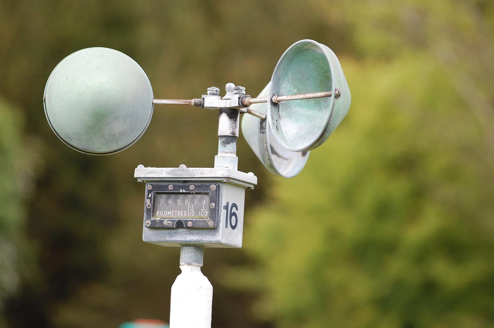 Метеорологические приборы